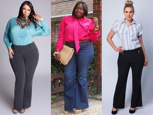 Plus-Size-Flare-Pants-Fashion-Look