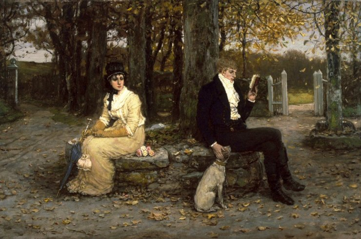 the-waning-honeymoon-by-george-henry-boughton-1878